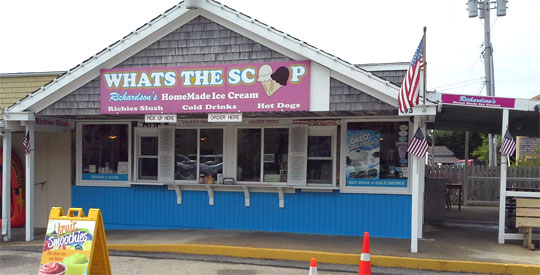 Whats The Scoop Ice Cream in Dennis Port